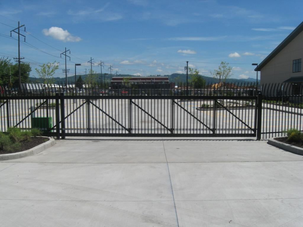 Hysecurity Gate Photo