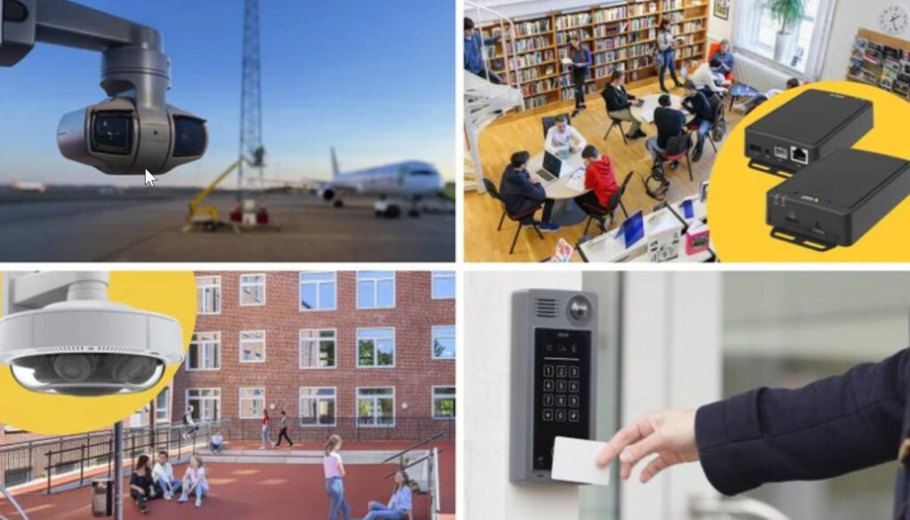 Audio Video and Access Control Solutions