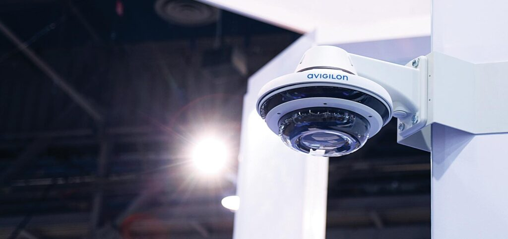 Avigilon Security Cameras